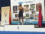 Daniel Perez: Campeón de España de Minitramp 2015