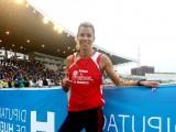 Eva Arias superó en record gallego de 3.000 obstáculos en el Meeting de Huelva