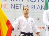 Felipe Iglesias, subcampeón de Europa de Jiu Jitsu