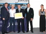Felipe Iglesias y el Maestro Montero premiados por la Federación Gallega