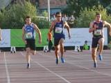 Final de los 100 metros lisos (Foto: David Martínez)