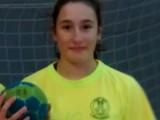Sandra Sánchez Feijóo, xogadora do Pabellón