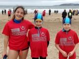 Silvia, Roi y Martín en la cuarta jornada de la liga gallega