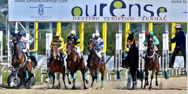 Hipodromo Antela - salida cajones 2014
