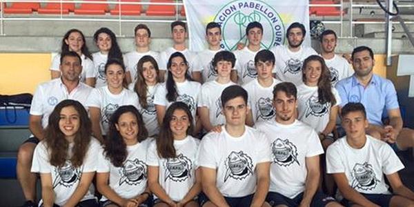 Natacion Pabellon Campeones Gallegos 2015