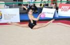 Loreto Blanco, de Marusia, 8ª en las finales por aparatos del Nacional de Rítmica