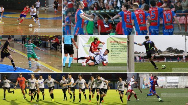 Futbol provincial: Próximos partidos y clasificaciones