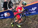Iván Feijóo 9º na Copa do Mundo de Ciclocross en Namur