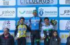 Iván Feijoo, Carlos Canal e Noela Saa campións de Galicia de ciclocross