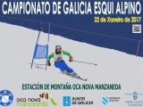 Campionato Galicia Esquí Alpino 2017