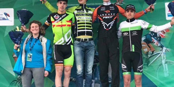 Iván Feijoo 5º na UCI Junior Series de Marsella – Arranca a BTT en Galicia