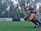O feminino do Auriense Futbol Gaélico non suma fronte Irmandinhas