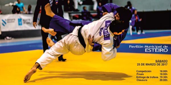 Tres judokas del Marbel en el Campeonato de Galicia de Judo