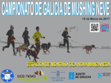 Campionato Galicia Mushing Neve 2017