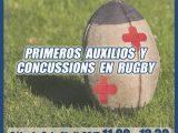 """Charla """"Primeros auxilios y concussions en rugby"""" el 8 de abril en la Factultad de Empresariales"""