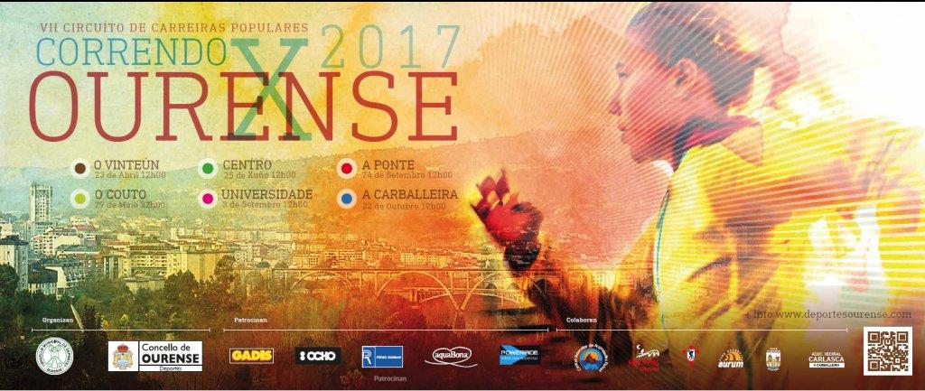 Correndo por Ourense 2017