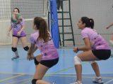 Actividad del Club Voleibol San Martiño: Derrota del Dompa ante Voleyourense