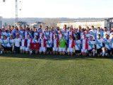 Galicia e Francia deixan unha espectacular xornada de Futbol Gaélico en Ourense