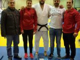 Christian Alvarez bronce el gallego de Judo