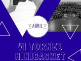 VI Torneo Minibasket Don Bosco. Horarios