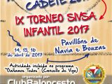 Bosco Salesiano y Blanco Amor presentes en el X Torneo Syngenta Cadete 2017