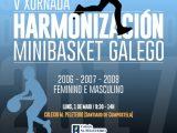 Bosco Salesianos presente en la V Xornada de Harmonización do Minibasket Galego