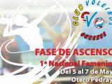 Voleibol Ourense afronta desde el viernes el ascenso a 1ª Nacional femenina