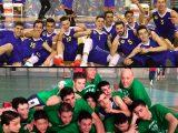 COB Junior y Bosco Salesianos Cadete sellan un día histórico para el basket ourensano