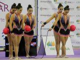 Participación do Club Ximnasia Pavillón en Guadalajara, Vigo e Maceda