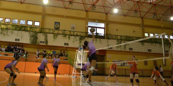 Ies A s Lagoas asciende a segunda autonómica de voleibol