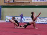 Ximnasia Burgas compite en Guadalajara en el Nacional de gimnasia Acrobática y Aerobic