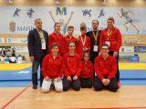 Los judokas del futuro en el Gallego Infantil y Cadete