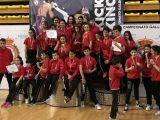 El Pazo proclamó a los nuevos campeones gallegos de Kickboxing Lightcontact 2017