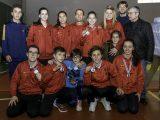 Seis judokas de Marbel en fase final del Campeonato Gallego Infantil y Cadete de Judo