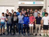 CIFP A Farixa y la Federación Española de Natación forman monitores de natación