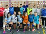 As Seleccións Galegas de voleibol participan no Campionato de España