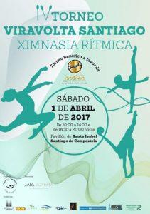 Primer test de la temporada para las gimnastas del Club Marusia