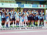 Los cadetes de Galicia bronce en el Campeonato de España de Voleibol