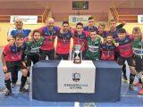 Sala Ourense campión de Copa da 3ª División de Fútbol Sala