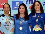 Andrea Bello de nuevo en el pódium en un Campeonato de España