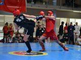 Artai sobresale en el Torneo Internacional de Barcelona de Wushu/Kungfu