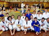 La Copa Diputación de judo 2017 reunió a 120 luchadores