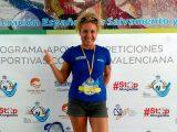 Cristina Colomo participa en Europeo Máster de Salvamento y Socorrismo