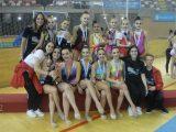 Ximnasia Pavillón clasifica a sus cinco equipos para el Nacional