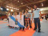 Once medallas para la Fundación Cipri Gomes en Nacional de Kickboxing