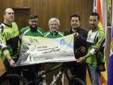 """Máis de 400 ciclistas daranse cita na 8ª edición de """"Parroira-Bike"""" no Concello de A Merca"""