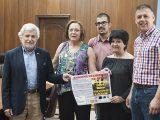 Andaina solidaria para dar visibilidade á fibromialxia en Seixalvo