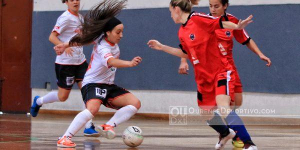 Goleada de Envialia en Os Remedios y un paso más hacia la Copa del Cidade