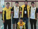 David e Adrián Gómez (Xadrez Ourense) subcampeóns de España Universitarios
