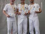 Medallas para Marbel en el Torneo de Jiu Jitsu de Móstoles